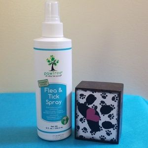 PawTree Flea & Tick Spray for Dogs 🐕 and Cats 🐈